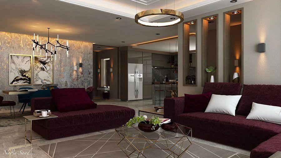40 Idee per Soggiorno con Cucina a Vista | living rooms ...