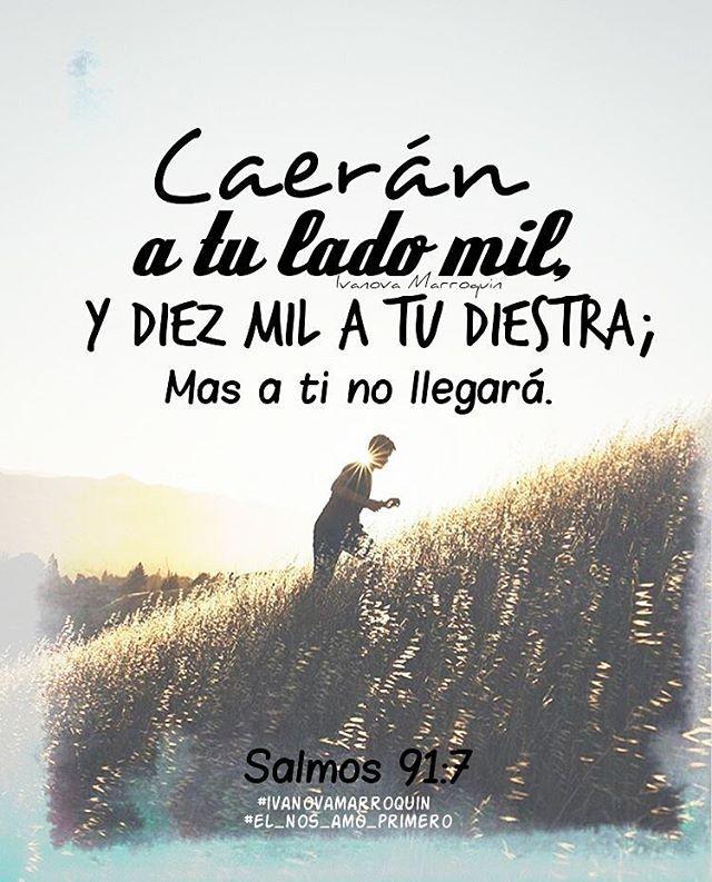 Dios Cuida De Ti En El Nombre De Jesus Amen B I B L I A Dios