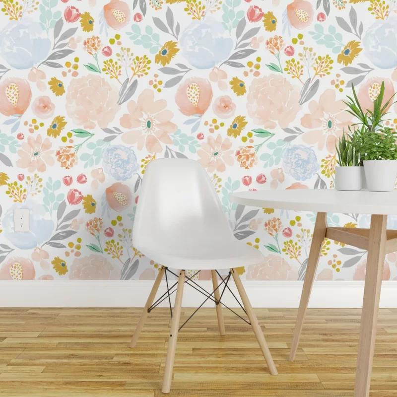 Wallpaper You Ll Love In 2019 Wayfair Wallpaper Roll Wallpaper Removable Wallpaper