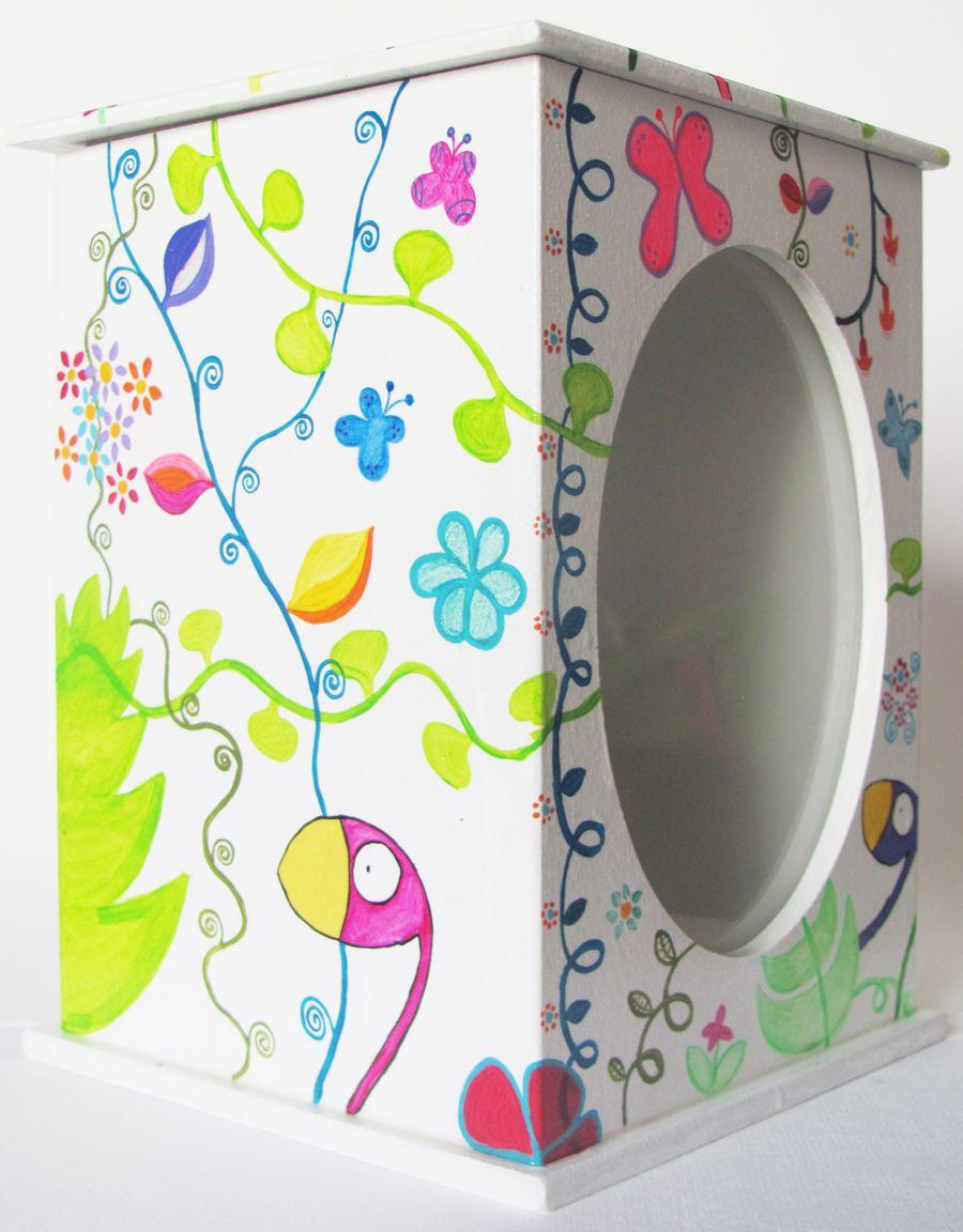 Cajas pintadas on pinterest romero britto pyrography for Cajas pintadas a mano