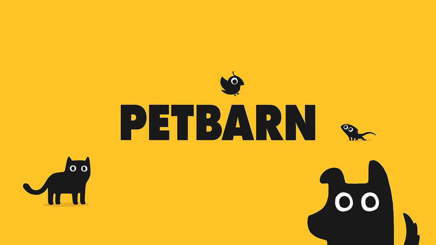 Petbarn Visual Identity By Landor Identity Designed Visual Identity Identity Design Visual Identity System