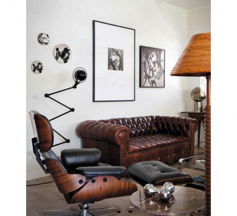 16x stoere interieurs voor mannen | man cave | Pinterest
