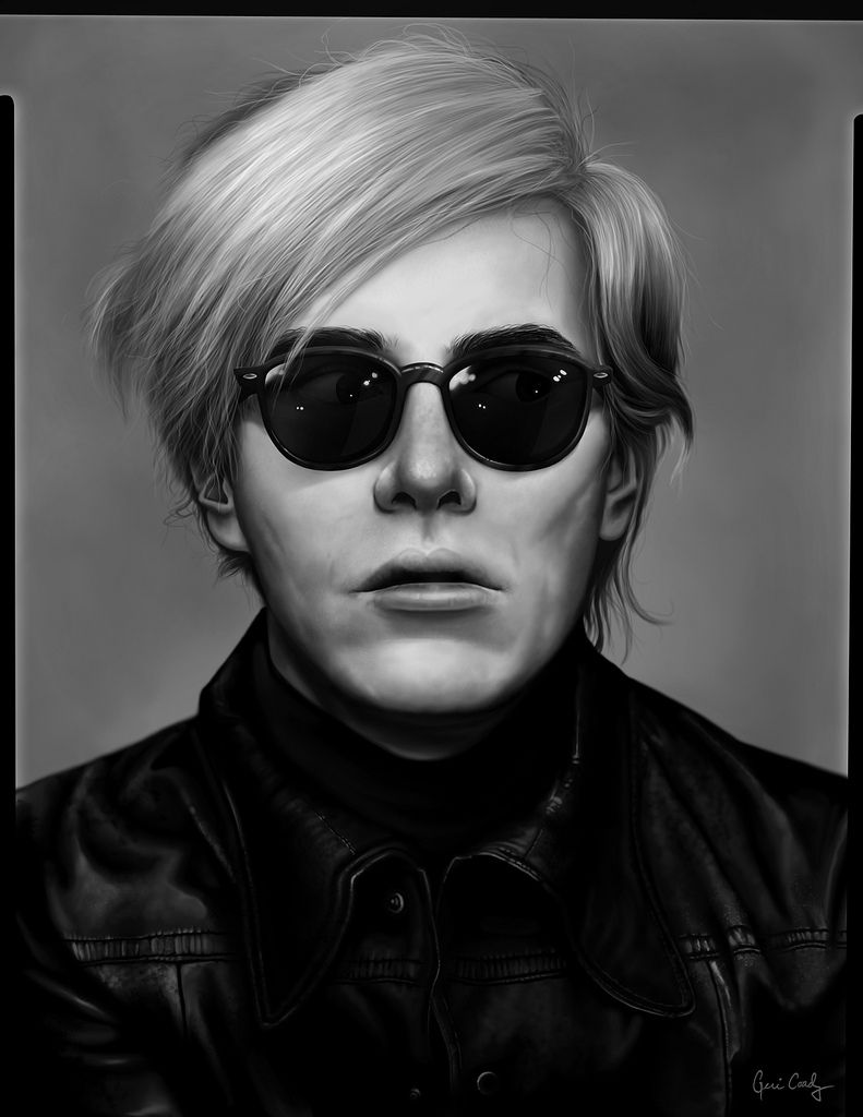 Andy Warhol 2 In 2018 Art Andy Warhol Pinterest Warhol