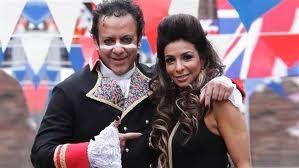 Coronation Street-Dev and Sunita