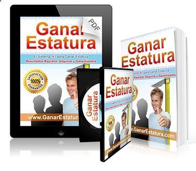 Libro: Ganar Estatura™ PDF por Luis García. Descargar » docs.google.com/...