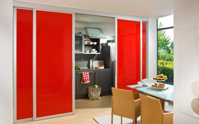 Schiebetürsystem swing hausbau Pinterest Swings - bilder für küche und esszimmer