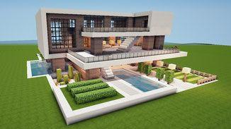 Pin Von Lawlietobsession Auf Minecraft Villa In 2020 Minecraft Haus Minecraft Haus Ideen Minecraft Haus Bauen