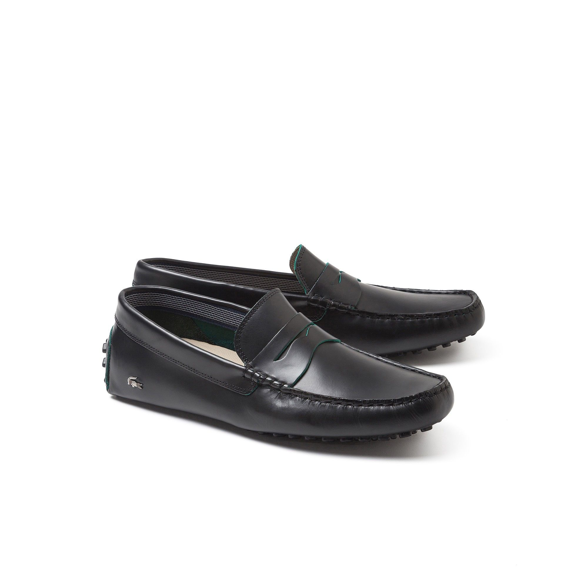 6404a7c52aac LACOSTE Men s Concours Loafer - black.  lacoste  shoes  all ...