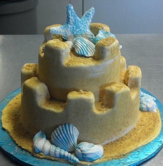 Best Sand Castle Cake Recipe