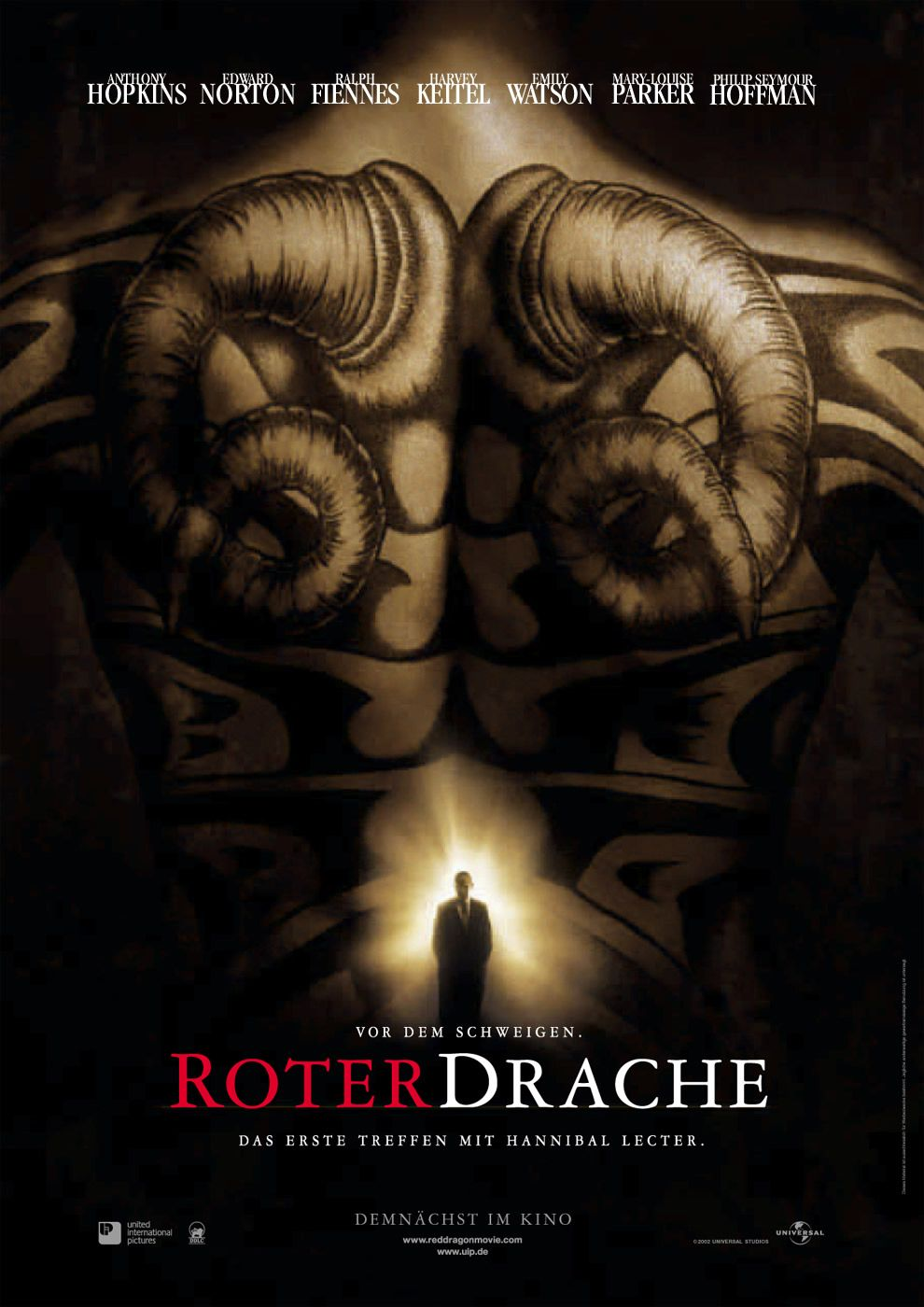 roter drache imdb