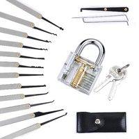 NEW credit card padlock tool lock pick unlock lockpicking locksmith crochetage