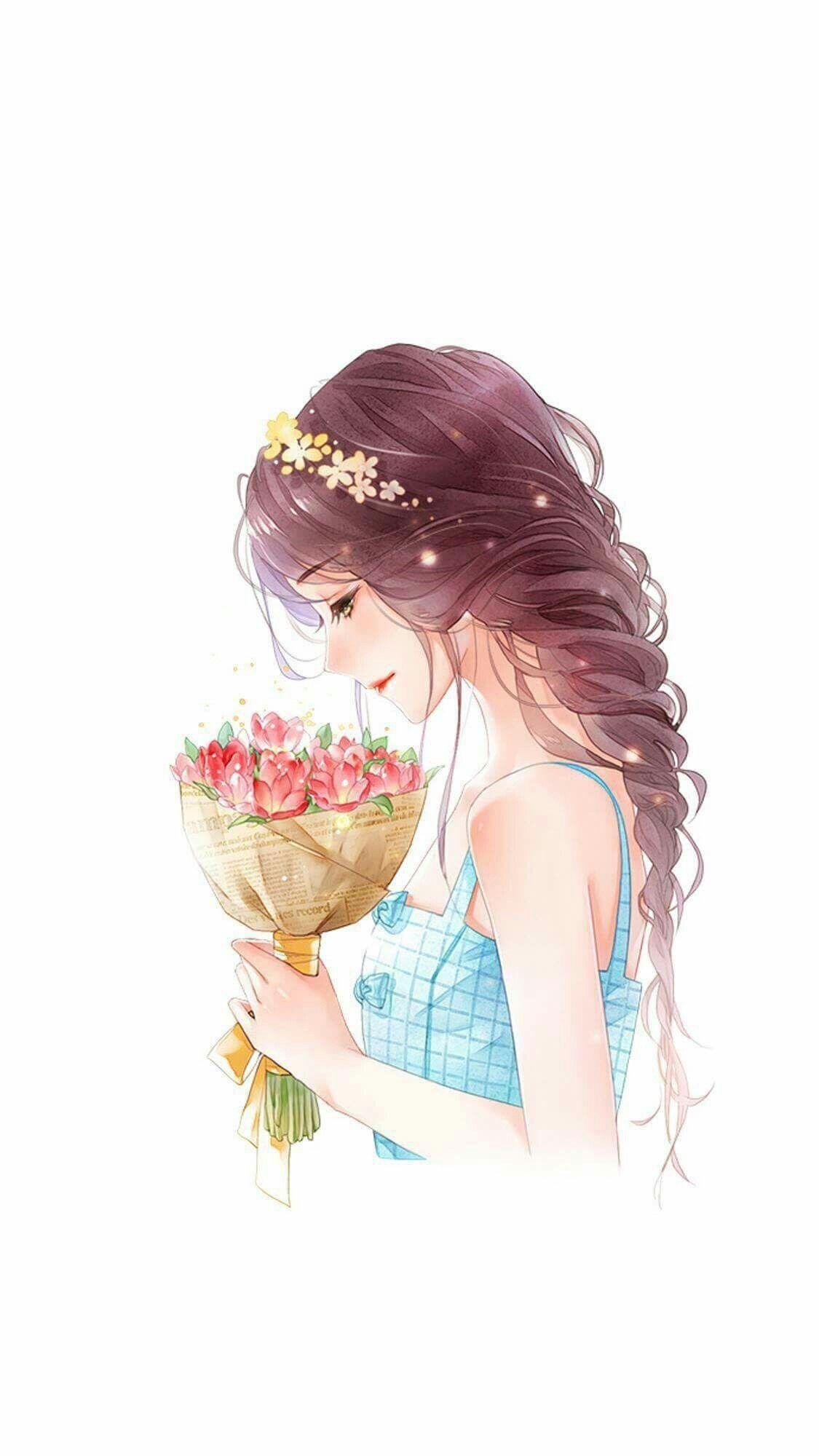 Sendiri bukan berarti lemah manga girl manga anime anime art girl cartoon