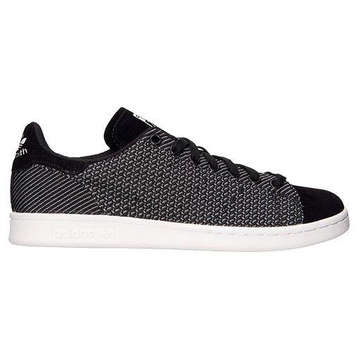 Men's adidas Originals Stan Smith Weave Casual Shoes