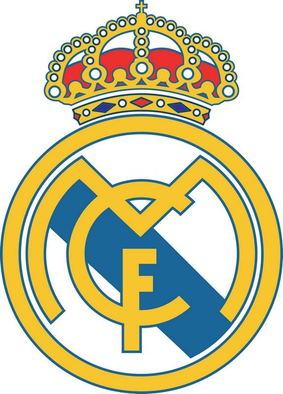 Real madrid club de futbol logo ai file football - Logo equipe de foot espagne ...
