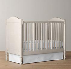 Tate Crib Collection | Restoration Hardware Baby & Child ...