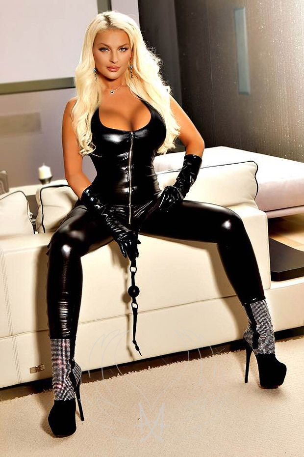 blonde bdsm escorts london