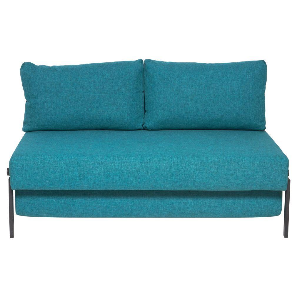 Atle Sofa Bed Teal Matt Blatt