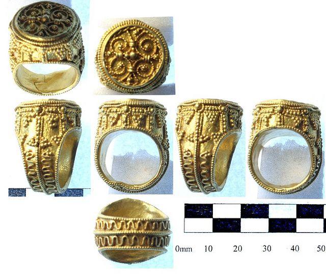 29 West Yorkshire ring by portableantiquities, via Flickr #MetalDetecting www.regton.com