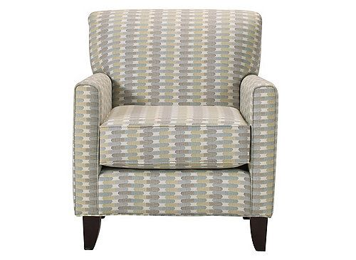 Inspired By Natureu0027s Beauty, The Willoughby Accent Chair Is A Breath Of  Fresh Air. The 100% Cotton Upholstery Livens Up Your Room With A Modern  Pattern That ...