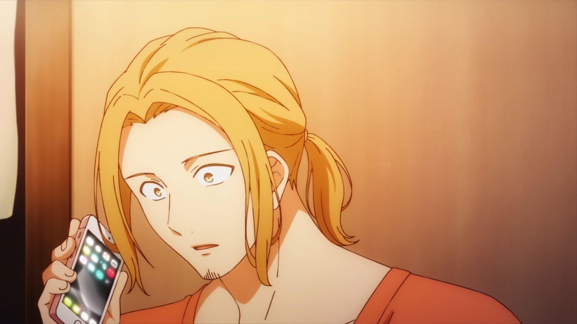 Pemutaran Film Anime Given Di Tunda Di 2020 Animasi Film Manga