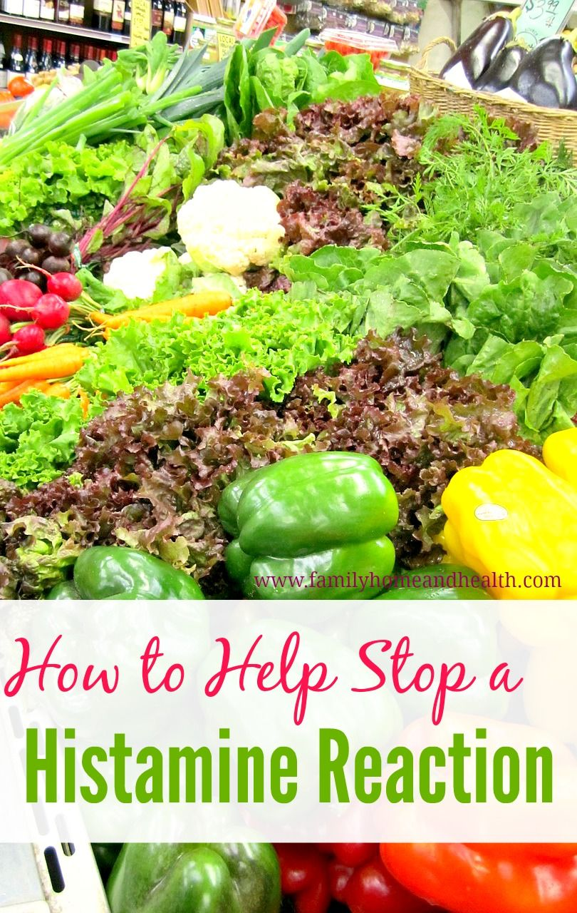 how to stop histamine itch