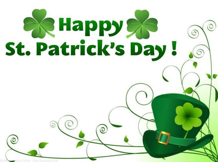 St Patrick S Day Clip Art Crafts Printables Coloring Pages Cards Worksheets Word Searc St Patricks Day Clipart St Patricks Day Quotes Happy St Patricks Day