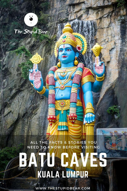 How to visit Batu Caves Kuala Lumpur The Stupid Bear in