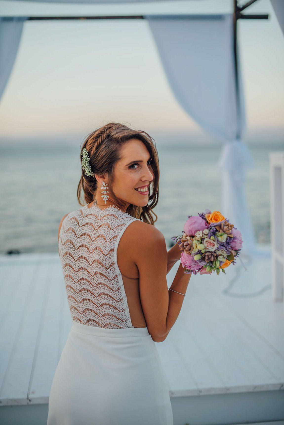 חתונה על חוף ים הכינרת - מיי דיי
