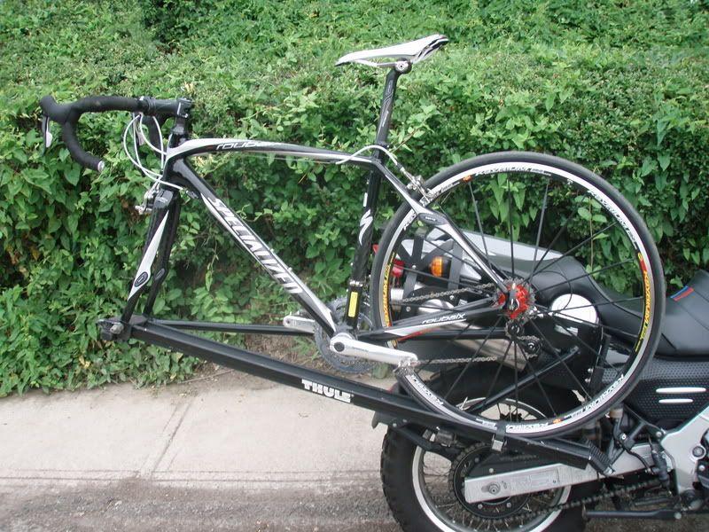Custom Made Quick Release Bike Rack Bike Rack Bike Motorcycle Bike