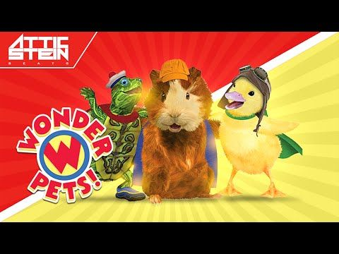 Wonder Pets Theme Song Remix Prod By Attic Stein Youtube Wonder Pets Animal Theme Halloween Animals