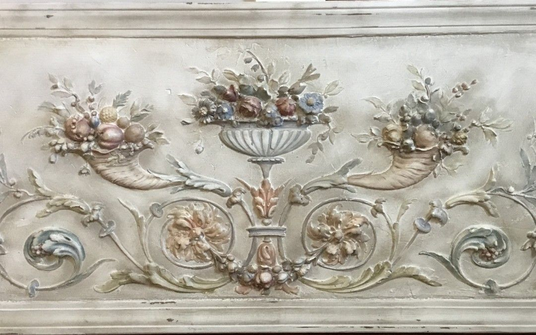 Antique French Plaques