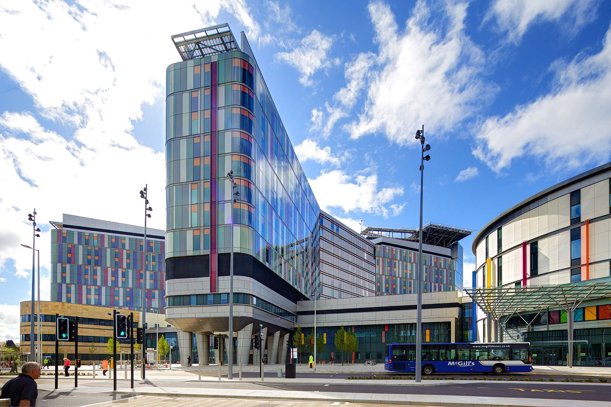 Queen Elizabeth University & Royal Hospital for Children