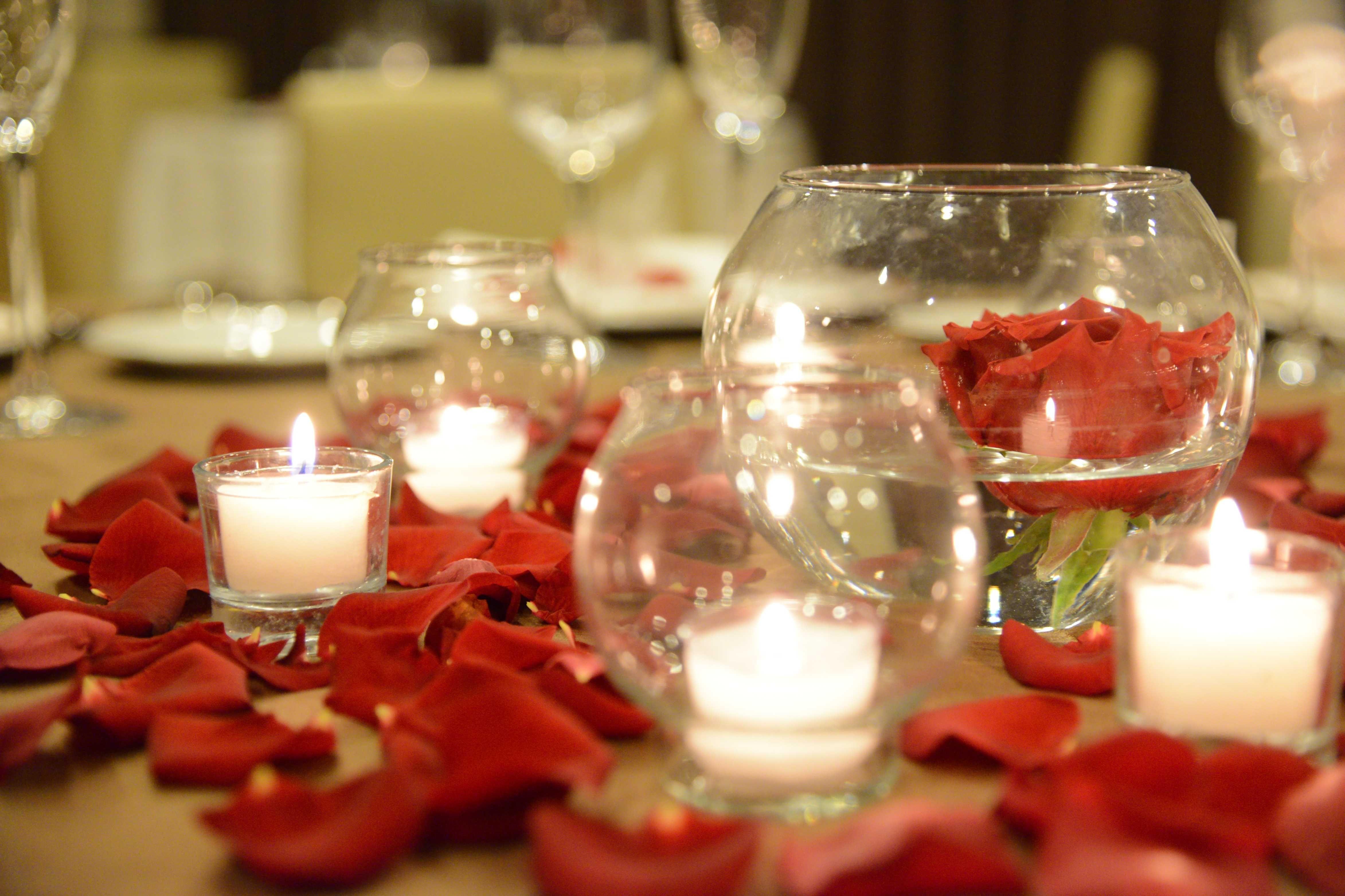 Decoración mesas el día de San Valentín #canmarlet #bodas | Amor y ...