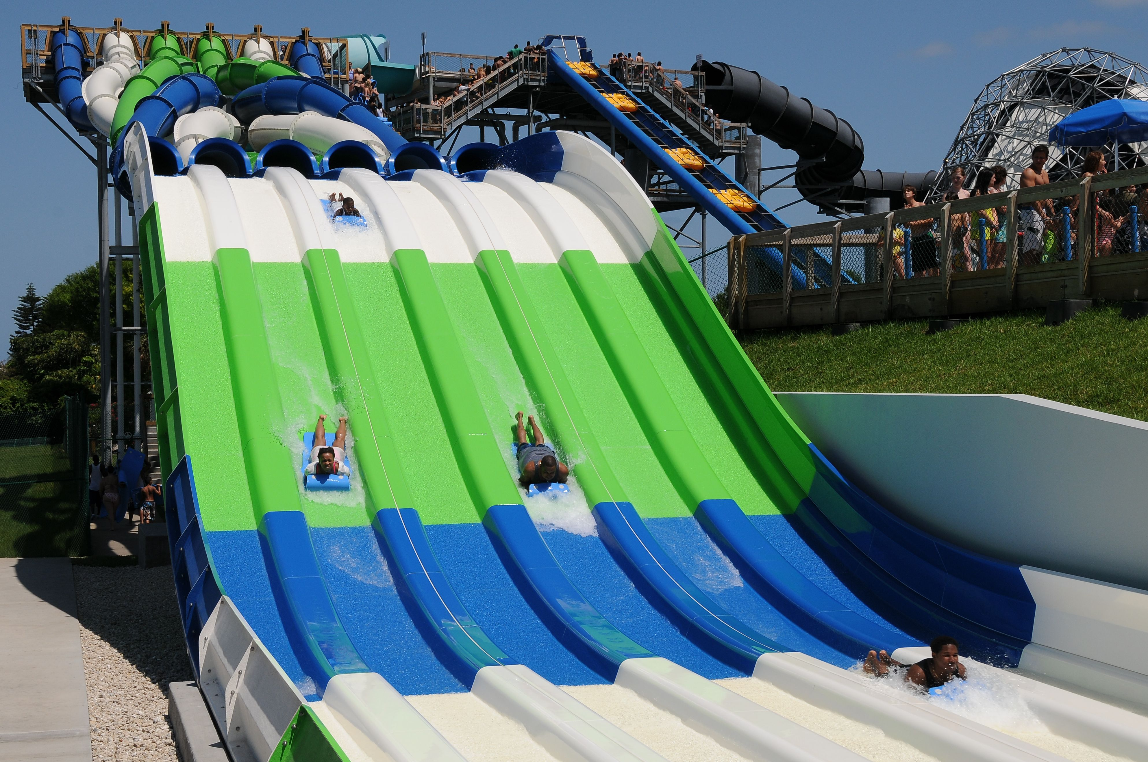 Rapids Racer at Rapids Water Park in West Palm Beach, FL | Single ...