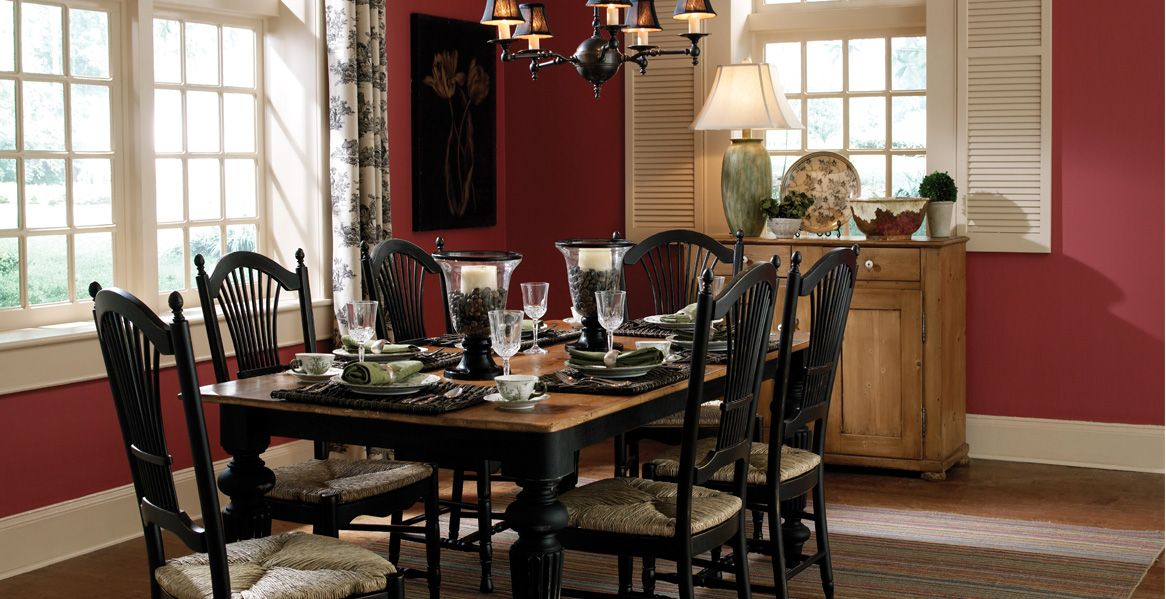 Explore Cozy Dining Rooms Room Walls And More