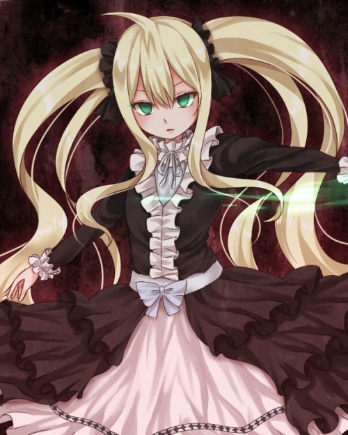 Darg Mage Mavis Vermillion. I don't trust this, her eyes look soulless...
