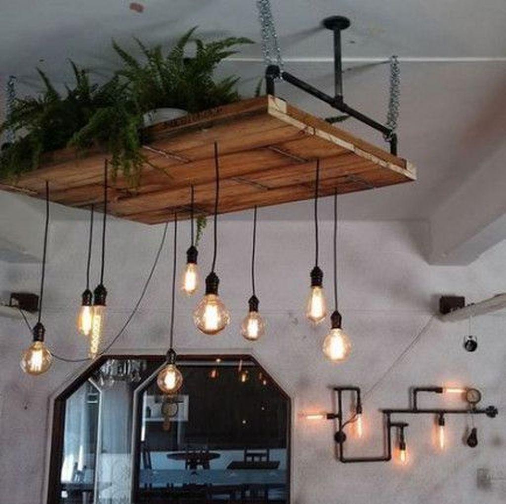 34 Nice Industrial Loft Decor Ideas For Your Interior Design