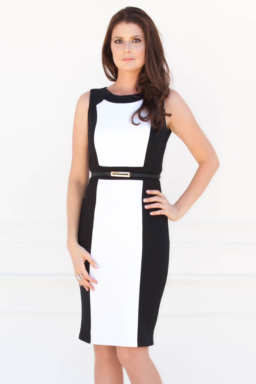 1a4515dca9 Fekete fehér ruha | Classy webshop | White fashion, Fashion és Black
