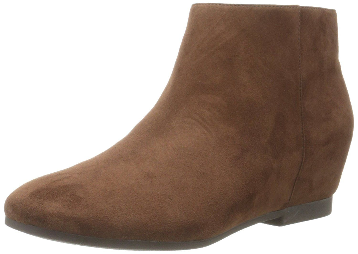 Nine West Women's Towsley Suede Boot * Check this awesome product by going  to the link
