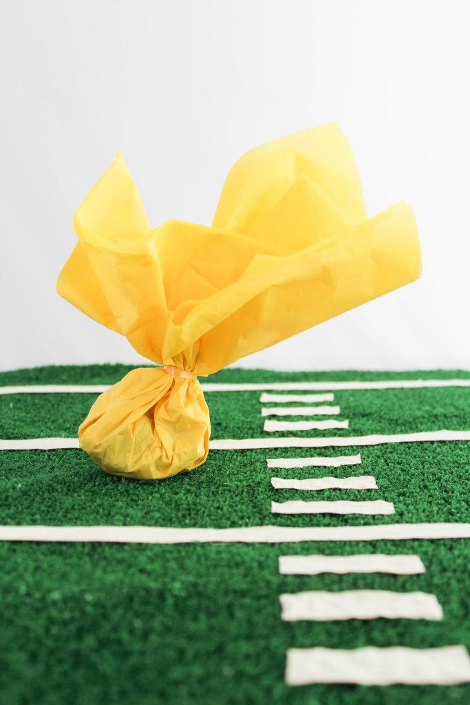 Penalty Flag Favors Football Wedding Favors Wedding Favors