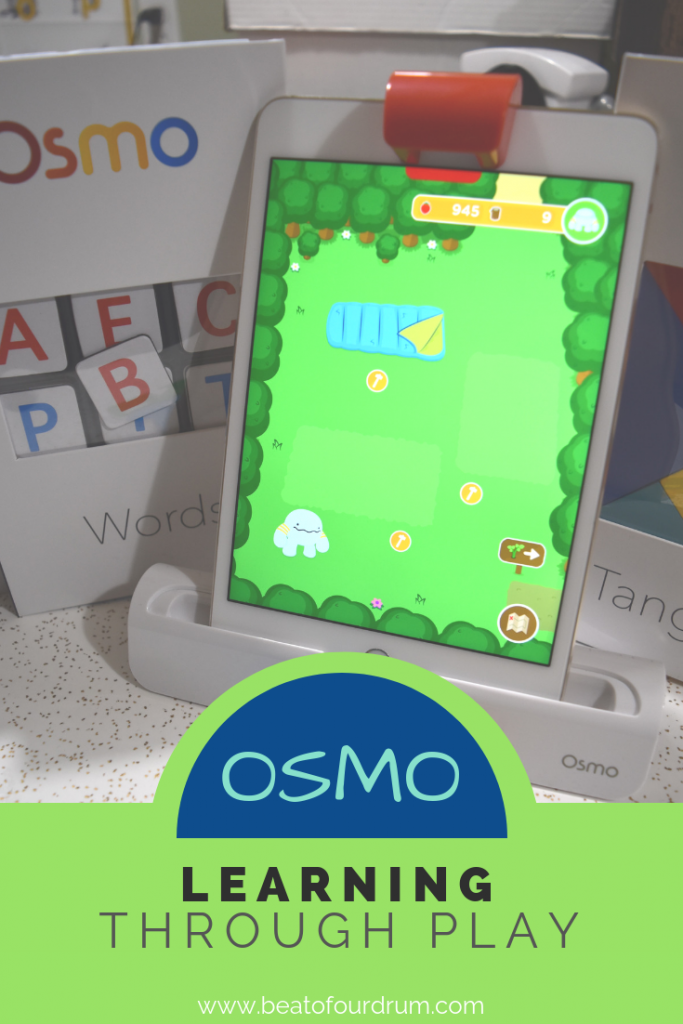 Osmo Hands On Learning With Your iPad Learning through