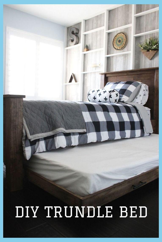 Diy Bedroom Furniture Bed Frame