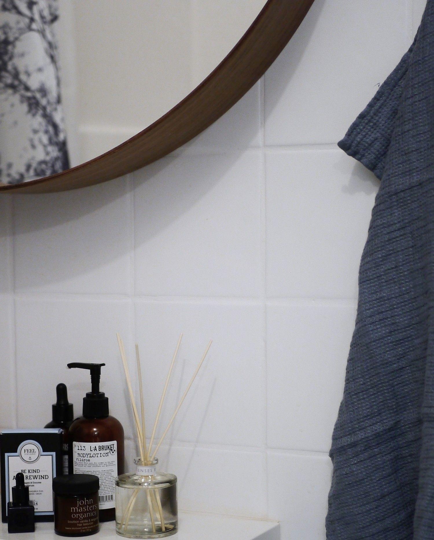 Apartment bathroom details