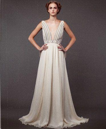 All Seeing Bridal Gown Bonadrag