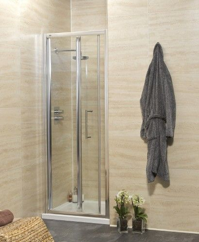 Rival Range 1000 Bifold Shower Door Adjustment 940 1000mm Bifold Doors Bifold Shower Door Tub And Shower Doors
