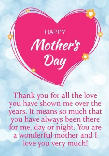 High Quality Happy Mothers Day Wishes To My Mothers 2017, Mothers Day Greetings Images  For Facebook To Teachers U0026 Friends | Pinterest | Happy Mothers, Poem And  Spiritual