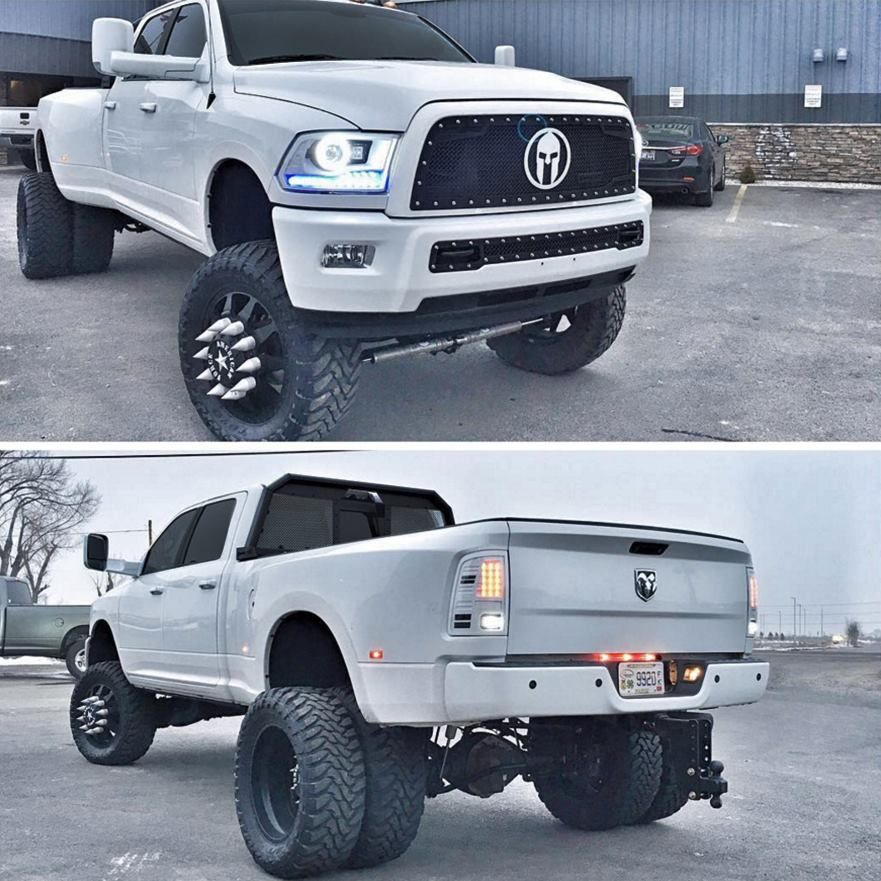 14 Long Horn Limited Ram 3500 Royalty Core Truck