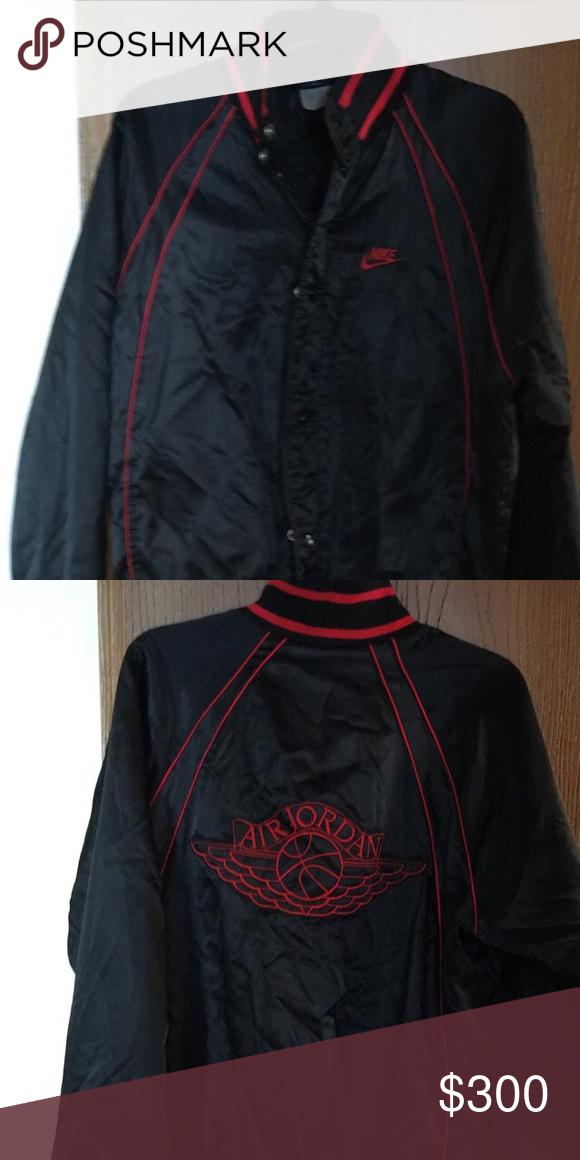 cf45ba4b9170 Vintage Air Jordan jacket from 1985 Very rare Nike Air Jordan Jacket. It is  from 1985. Very good condition. Nike Other
