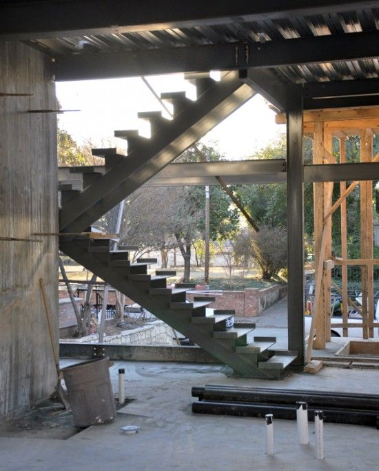 Stairs Treppen modern steel stairs treppen stairs escaleras repinned by smg