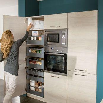 Vorratsschrank küche ikea  Pin by Simone Dimke on Küche | Pinterest | Kitchens, Interiors and ...